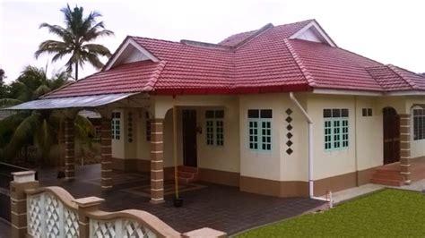 design rumah kampung desainrumahidcom