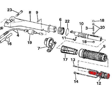 86 johnson 15hp how to install lanyard mob kill switch