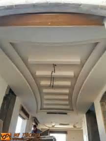 faux plafond pour couloir platre