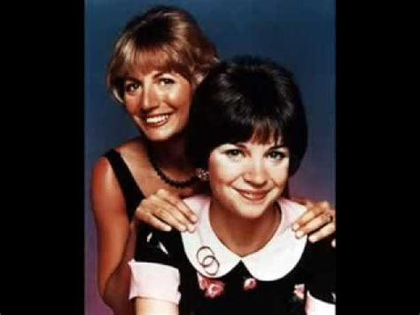 Theme Song Laverne And Shirley | laverne and shirley theme song youtube