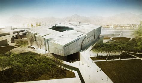 timeless architecture new national museum of afghanistan evolo architecture
