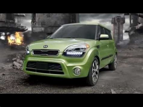 Kia Soul Commercial 2011 What Is The Song In The Car Commercial With Robots