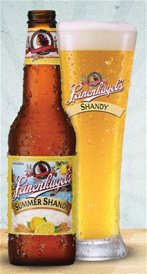 leinie s goes national with summer shandy