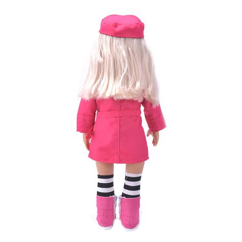 Handmade Fashion - madame handmade fashion doll clothes dress for 18 inch