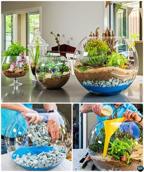 diy backyard projects pinterest 10 diy mini fairy terrarium garden ideas and projects