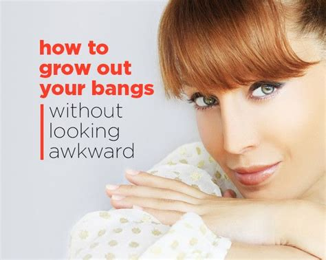 growing out shag hairstyles letting bangs grow how to grow out your bangs
