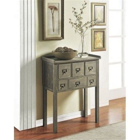 hallway accent table console foyer accent table solid wood entry way hallway