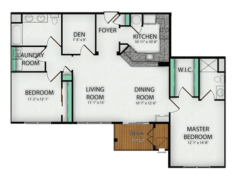 bachelor pad floor plans floor plan cedar woods condo bachelor pad nature inspired met