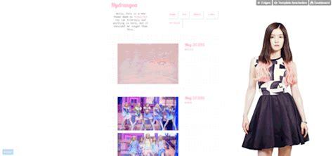tumblr themes html kpop kawaii tumblr themes tumblr