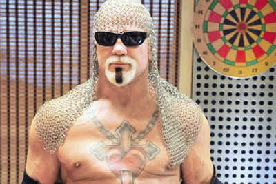 scott steiner tattoo big poppa to woo indian fans times of india