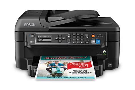 Printer Epson All In One Murah epson workforce wf 2750 all in one printer inkjet printers for work epson us