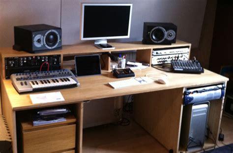 Recording Studio Table by Recording Studio Evs Home Renovations