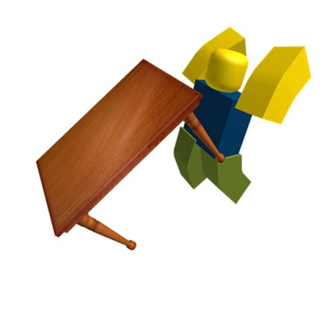 Roblox Tables by Catalog Noob Attack Raig Table Roblox Wikia