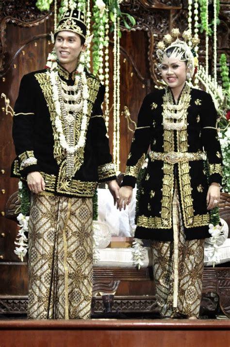 Baju Adat Daerah Jawa syahroni