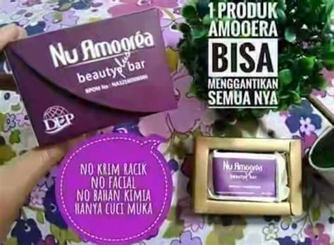 Sabun Amoorea Plus Bar fungsi dan manfaat sabun nu amoorea plus bar nu amoorea stem cell