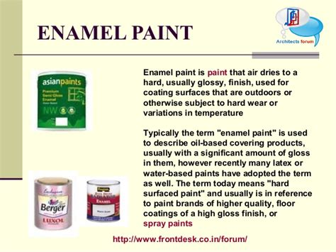 construction material paint polish