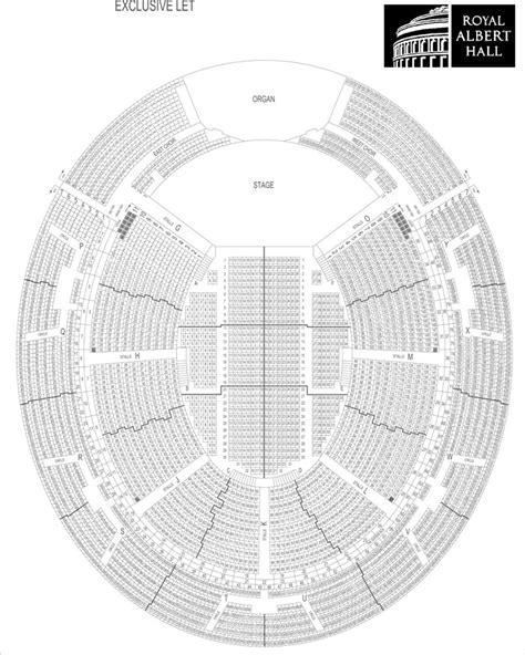 royal albert hall floor plan royal albert hall venue information british theatre