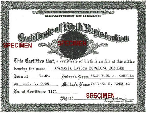 Free Birth Records Illinois Birth Certificates In Chicago