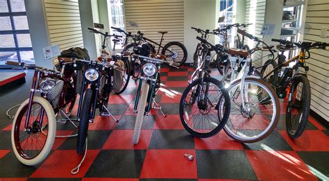 E Bike Shop by E Bike Shop Zips Into Bonnie Brae Businessden