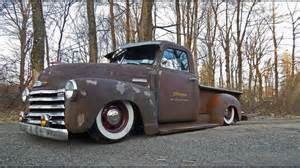 1950 chevy 3600 rat rod sold