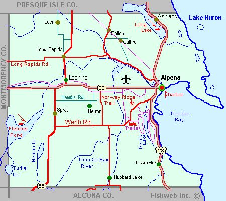 Alpena Michigan Map by Alpena Mi Pictures Posters News And Videos On Your