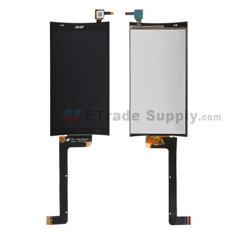 Lcd Acer S55 Complete Black acer liquid e700 lcd screen and digitizer assembly black etrade supply