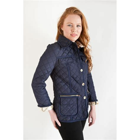 Quilted Country Jackets by Gallberry Quilted Jacket Hawthorn Country
