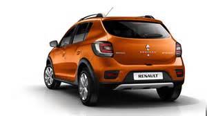 Renault De 2016 Renault Sandero Stepway Pictures Information And