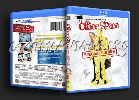 Office Space Dvd Office Space Cover Dvd Covers Labels By