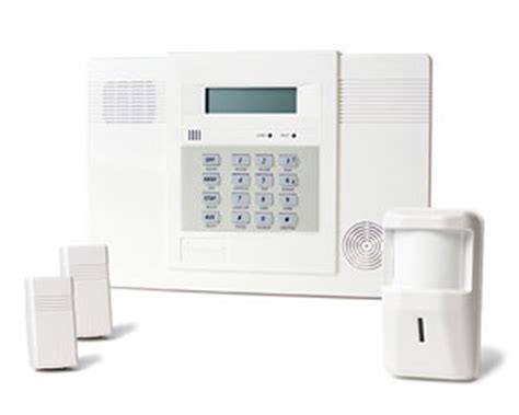 wireless alarm system honeywell wireless alarm system kit