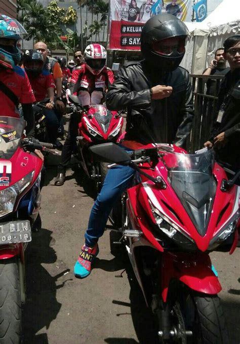 Helm Boy Anak Jalanan honda mengekspansi anak jalanan syuting pake cbr