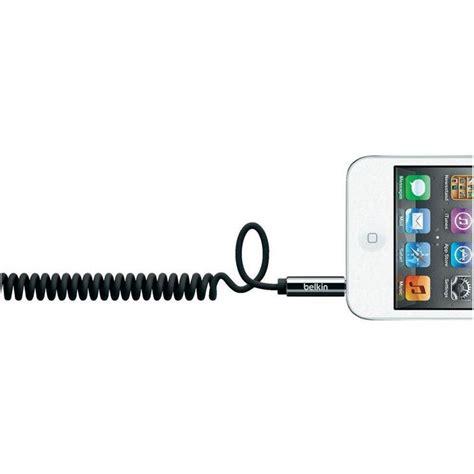 Belkin Aux Cable 1 2m Putih c 226 ble spiral 233 aux 3 5 mm 3 5 mm belkin noir 1 8m