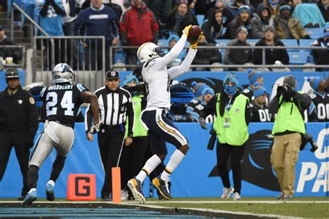 nfl team chargers los angeles chargers projecting the team s wide receiver