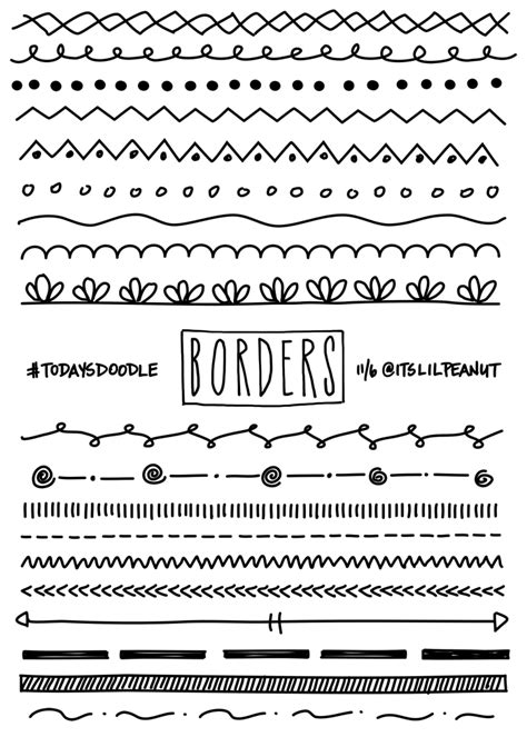 journal design safety borders 700 png 700 215 980 city paper pinterest