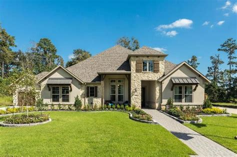 custom homes in houston tx drees custom homes