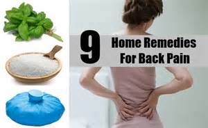 home remedy for back 9 effective home remedies for back