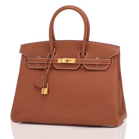Richards And Hermes Birkin Bag by Hermes Birkin Bag 35cm Gold Togo Gold Hardware World S Best