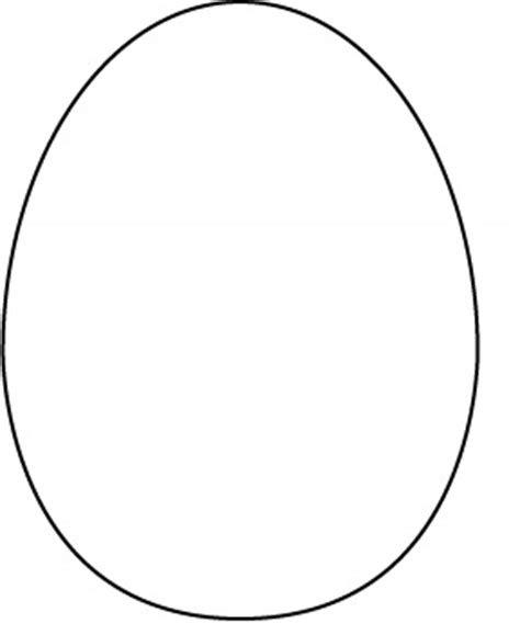 free printable egg template free printable template for eggs