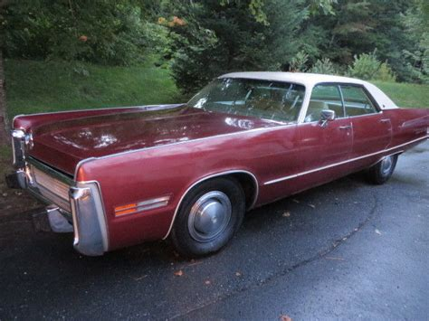 1973 Chrysler Imperial by 1973 Chrysler Imperial Lebaron No Reserve