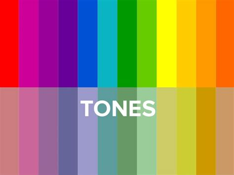 Tone On Tone Color | the basics of the color wheel for presentation design
