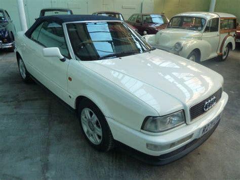 audi 80 convertible for sale for sale 1998 audi 80 2 litre convertible classic cars hq