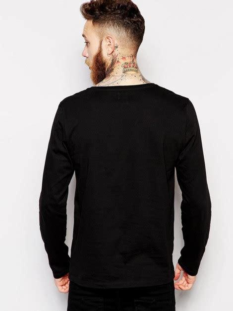 Hitam Polka Mamboo Kaos Polos Oblong 15 style kaos polos warna hitam terpopuler fashion trend 2018