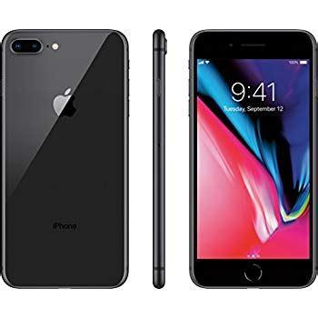 apple iphone 8 plus 256gb black unlocked cell phones accessories