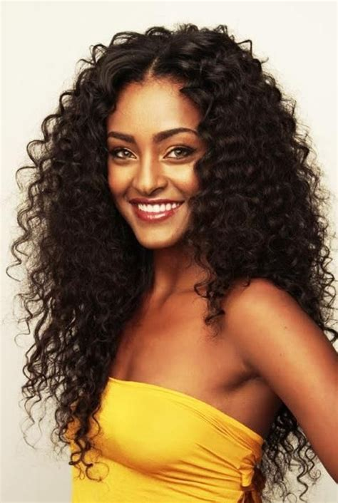 ethiopian soft hair care habesha long hair dont care