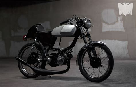 Mofa Full Form by Children Of Decadence Cafe Racer Moped Return Of The