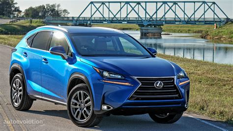 lexus nx 2016 driven 2016 lexus nx 200t autoevolution