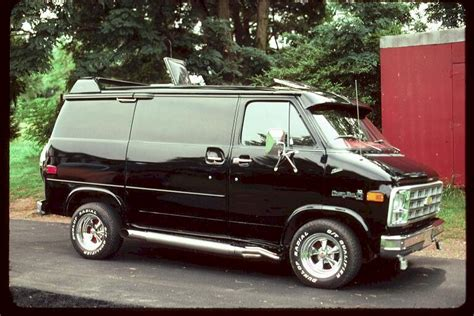 Chevrolet Cer Vans Chevy Bed On Wheels This One Looks More Like Cal S