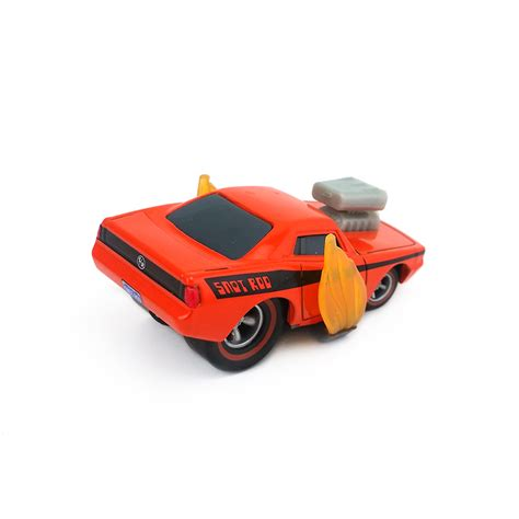 Mattel Disney Pixar Cars 1 Snot Rod With Flames Tuners Item 2013 mattel disney pixar cars snot rod with flames diecast car 1 55 new ebay