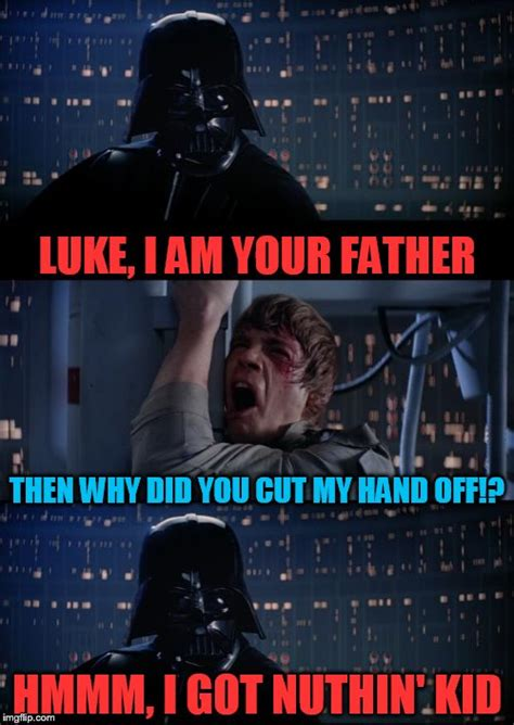Darth Vader Nooo Meme - darth vader nooo meme 100 images star wars episode iii