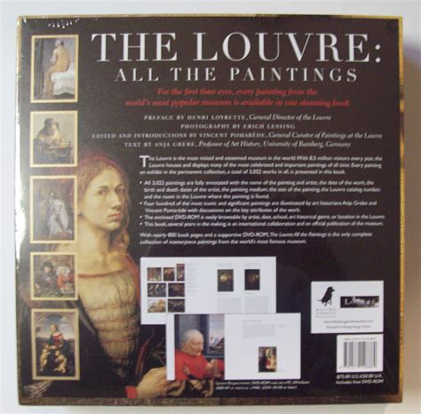 the louvre all the paintings 187 art center information
